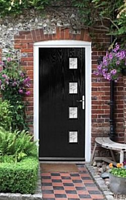 Composite doors - so many styles to choose from